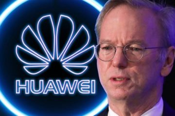Former Google Executive: Huawei is a national security threat