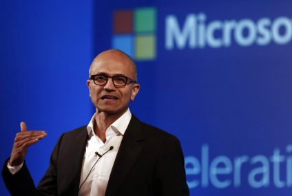 Microsoft CEO pledges to fight racism through hiring, purchasing, donations