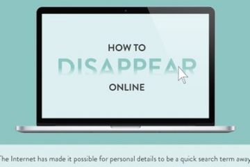 Here's how to delete yourself from the internet