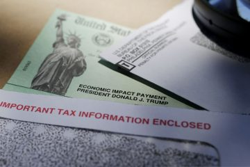 Here's how to track the status of your stimulus check payment from the IRS