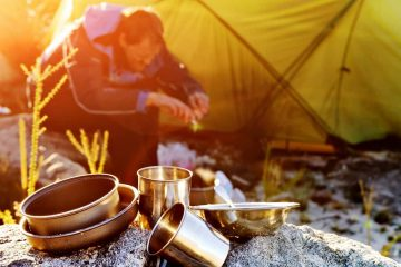 Outdoor Survival Mode: The tech that might save you