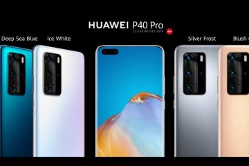 Huawei shares cool photography and travel apps for the P40 series