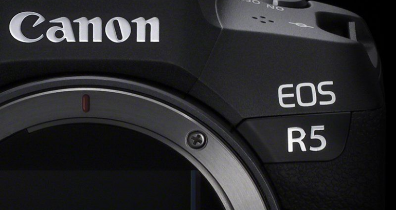 New Canon EOS R5, the 8K-shooting pro Mirrorless Camera this 2021