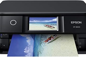 Product Review: Epson Expression Photo XP-8600