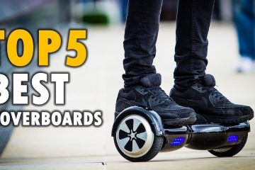 Top 5 Best Self Balancing Scooters Gift Idea this 2020
