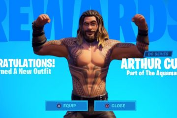 Fortnite Season 3: Arthur Curry Aquaman Skin: How To Unlock Weekly Challenges