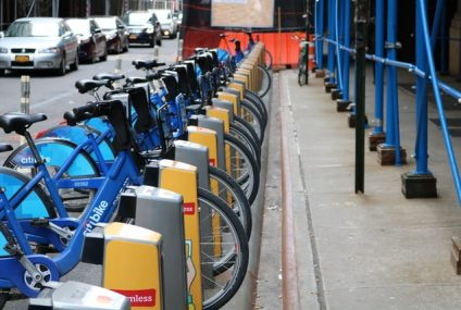 GOOGLE UPDATE: Bike-Share and Best Drop-Off Location in Google Maps