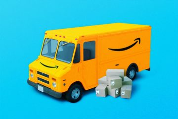 Amazon Tries to Use Little Delivery Robots for Operations