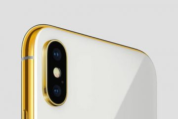 24K Gold Plated iPhone Xs: Shinning and Shimmering More than Ever