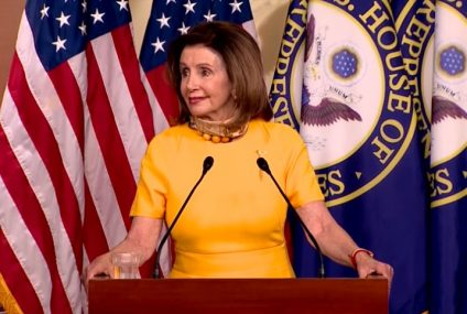 Fact-Check: There's Another FAKE Pelosi Video on Facebook That Social Media Won't Remove