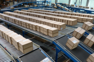 Amazon Fulfillment Centers Take Over: Fall of J.C. Penney stores