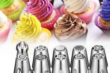 Russian Piping Tips Kit: More than just an Icing on the Cake