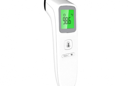 Are Digital Forehead Thermometers Effective?