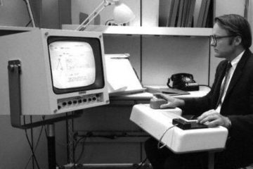 """William """"Bill"""" English of Computer Mouse Dies at 91"""