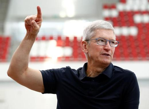 Apple CEO Tim Cook joins the Billionaires Club