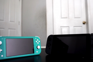 Nintendo Switch or Switch Lite? Which One Should You Get?