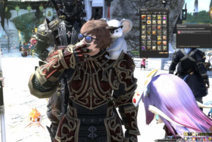 Final Fantasy XIV Online Report: Player Eats 999 Eggs Because Some Guy Gave it to Him