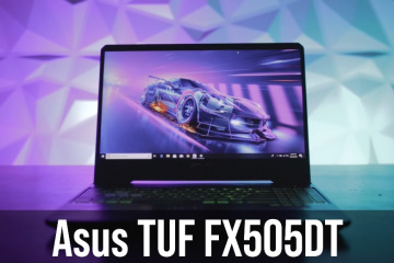 ASUS TUF FX505DT  Gaming Laptop Review: Worth it?