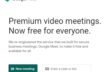 How to Use Google Meet with Your Phone as a Mic