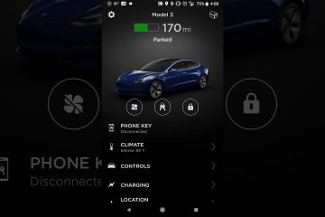 Tesla Car App: Two-Factor Authentication is finally Arriving