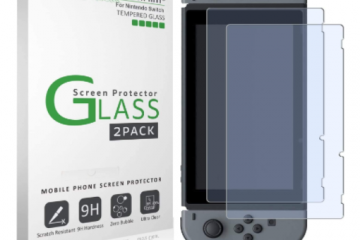 How to Protect Your Nintendo Switch: Tempered Glass