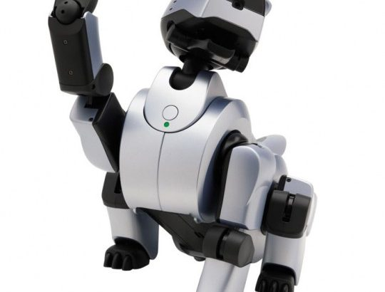 Sony AIBO ERS-210: The Robo Dog You'll Surely Love