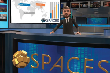 Spaces: How Apple Acquires the VR Startup