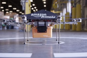 Amazon's Delivery Drone is Officially Here to Serve You
