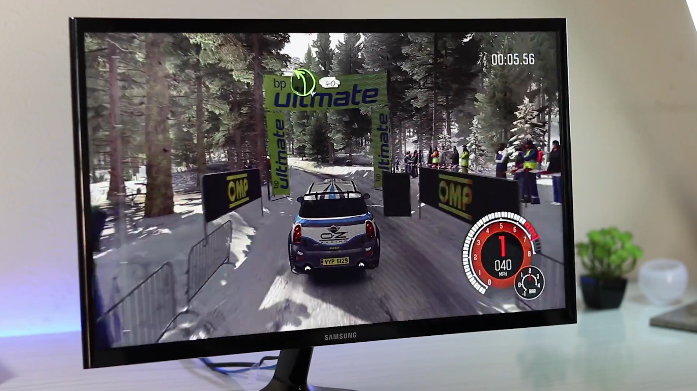 Samsung Curved LED Gaming Monitor: 24-Inch LC24F390FHNXZA Review