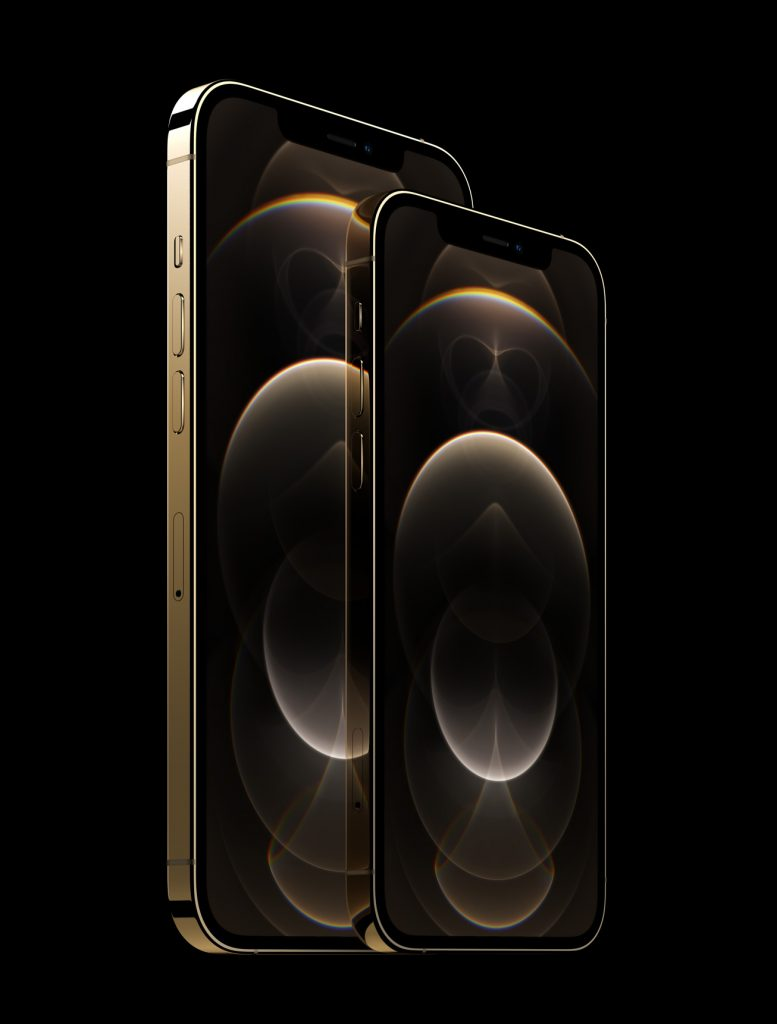 Apple iPhone 12 Pro Stainless Steel Gold