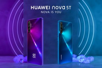 Huawei Nova 5T: The Killer Flagship You Don't Want to Miss