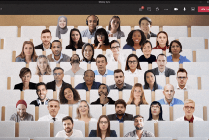 'Noise Cancelling' Comes to Microsoft Teams This Nov 2020