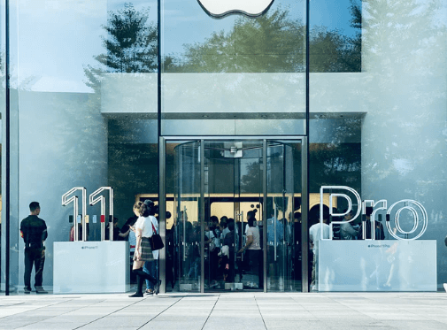 Apple's Second Retail Store is Opening in South Korea