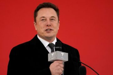 Tesla's Musk is World's Second Richest Person After Bezos