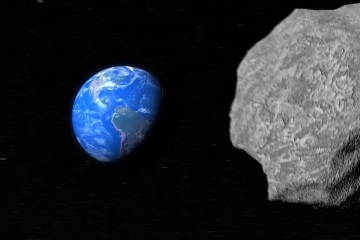 2068 – Year of Earth Impact by Massive Asteroid Apophis