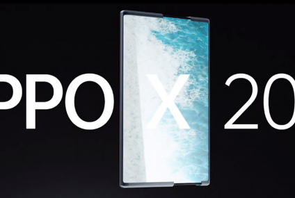 New And Fascinating OPPO X 2021 Rollable Concept Phone