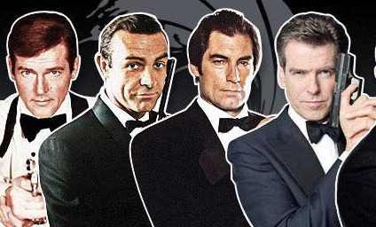 James Bond Classics Are Now Streaming on YouTube for Free!