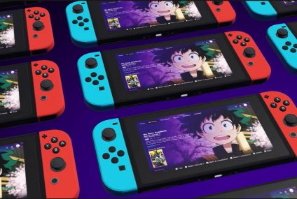 Funimation: Anime Streaming App Is Now Available On Nintendo Switch