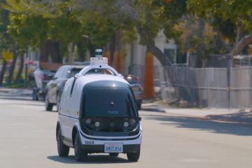 Nuro got the permimission to launch driverless delivery vehicles in California