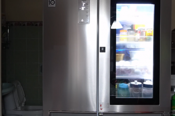 Innovative LG InstaView Refrigerator lineup to be showcased in CES by 2021