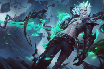 League Of Legends Viego; The Ruined King's Abilities And Playstyle