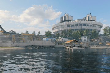 Call Of Duty: Black Ops Cold War Mid-Season Update: Sanatorium's First Look and More!