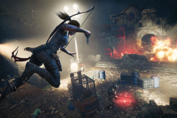 PC Games With Best Third-Person Ranged Combat!