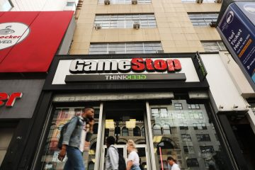 GameStop Share Price Skyrockets; Thanks, Reddit!
