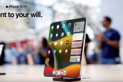 Foldable iPhone Prototypes are Almost Here and Even Passes the Internal Durability Tests