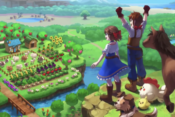 'Harvest Moon: One World' Will Arrive in Xbox One Soon!