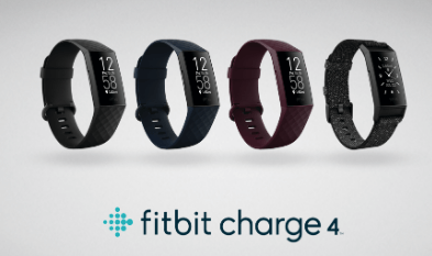 Fitbit's Charge 4: Wakes You Up to Make you Healthier