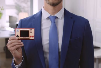 Nintendo Issues Copyright Claims on Videos of Game & Watch Hacking