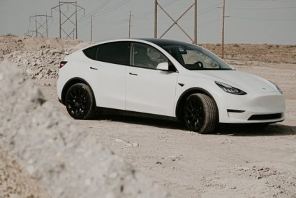 Tesla's First China Model Y Crossovers!