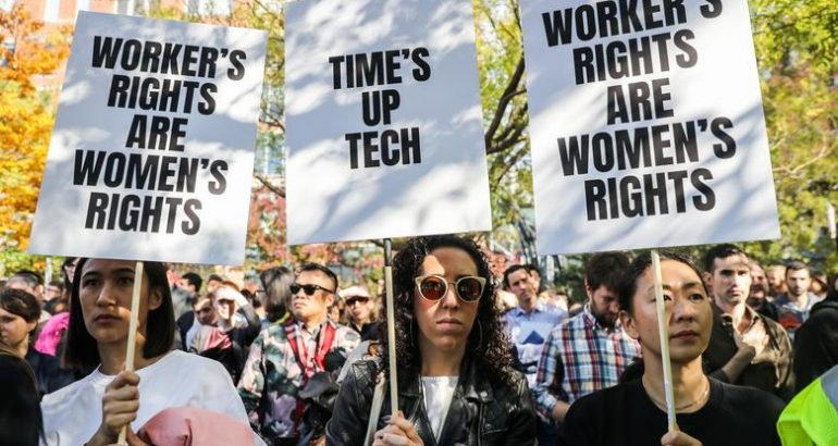 Google Workers Join International Union Alliance Against Alphabet Company